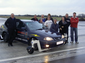 Alconbury Driving Centre Skid Car Clients