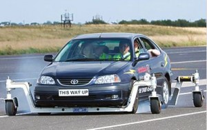 Alconbury Driving Centre Skid Car