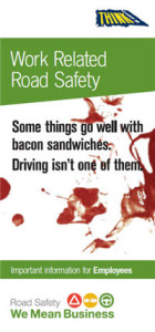 Employee Road Safety Leaflet